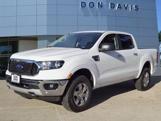 Don Davis Ford >> 2019 Ford Ranger Xlt
